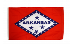 Flagge USA Arkansas