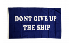 Flagge USA Commodore perry