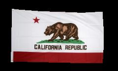 Flagge USA Kalifornien