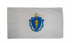 Flagge USA Massachusetts