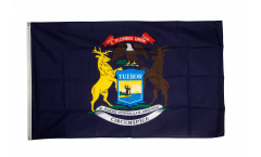 Flagge USA Michigan