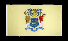 Flagge USA New Jersey