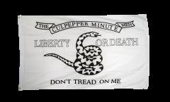 Flagge USA The Culpeper Minute Men
