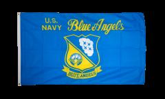 Flagge USA US Navy Blue Angels - 90 x 150 cm