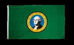 Flagge USA Washington