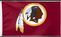 Flagge NFL Washington Redskins - 90 x 150 cm