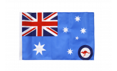 Flagge mit Hohlsaum Australien Royal Australian Air Force