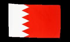 Flagge mit Hohlsaum Bahrain