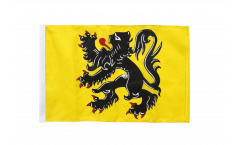 Flagge Belgien Flandern - 30 x 45 cm