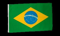 Flagge Brasilien - 30 x 45 cm