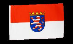 Flagge Deutschland Hessen - 30 x 45 cm
