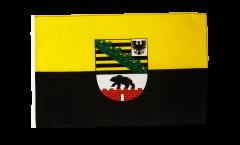 Flagge Deutschland Sachsen-Anhalt - 30 x 45 cm