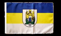 Flagge mit Hohlsaum Deutschland Stadt Jena