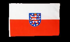 Flagge Deutschland Thüringen - 30 x 45 cm