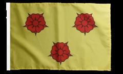 Flagge mit Hohlsaum Frankreich Grenoble