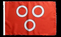 Flagge mit Hohlsaum Frankreich Mâcon