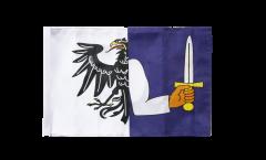 Flagge mit Hohlsaum Irland Connacht