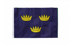 Flagge mit Hohlsaum Irland Munster