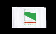 Flagge mit Hohlsaum Italien Emilia Romagna