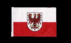 Flagge mit Hohlsaum Italien Südtirol