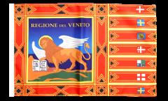 Flagge mit Hohlsaum Italien Venetien Venezien