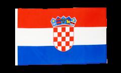 Flagge Kroatien - 30 x 45 cm