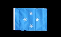 Flagge Mikronesien - 30 x 45 cm