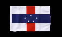 Flagge Niederländische Antillen - 30 x 45 cm