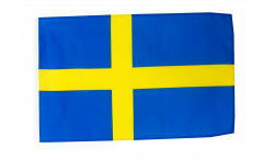 Flagge Schweden - 30 x 45 cm