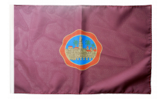 Flagge mit Hohlsaum Spanien Stadt Cordoba