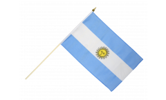 Stockflagge Argentinien