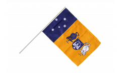 Stockflagge Australien Australisches Hauptstadtterritorium