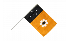 Stockflagge Australien Northern Territory
