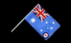 Stockflagge Australien Royal Australian Air Force