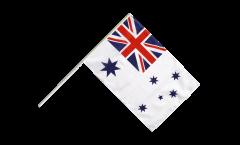 Stockflagge Australien Royal Australian Navy