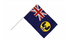 Stockflagge Australien South