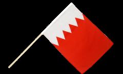 Stockflagge Bahrain