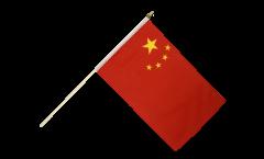 Stockflagge China