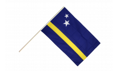 Stockflagge Curacao