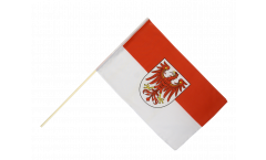 Stockflagge Deutschland Brandenburg