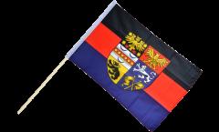Stockflagge Deutschland Ostfriesland