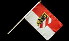 Stockflagge Deutschland Stadt Nürnberg