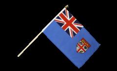 Stockflagge Fidschi