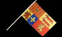 Stockflagge Frankreich Pyrénées-Atlantiques