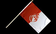 Stockflagge Frankreich Vendée