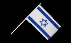 Stockflagge Israel