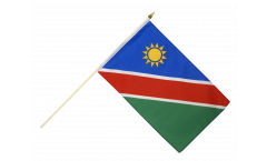 Stockflagge Namibia - 30 x 45 cm