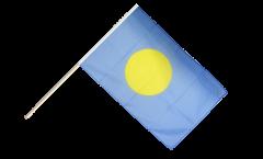 Stockflagge Palau