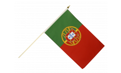 Stockflagge Portugal - 30 x 45 cm