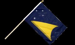 Stockflagge Tokelau